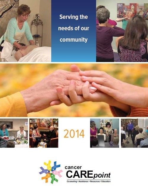 Cancer CAREpoint 2014 Annual Report