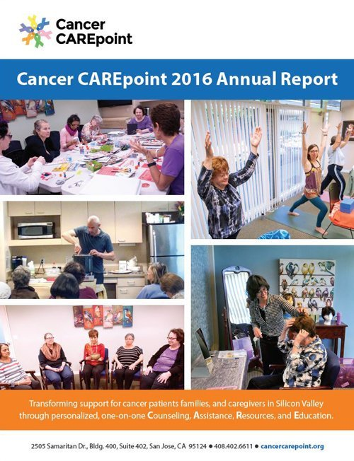 Cancer CAREpoint 2016 Annual Report